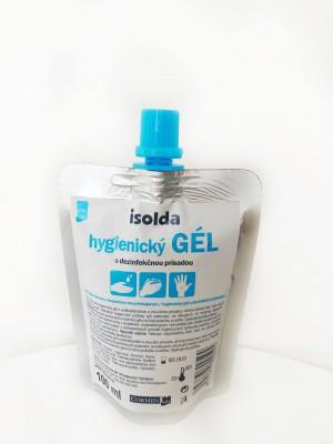 Antibakterialní, antivirový hygienický gel 100ml